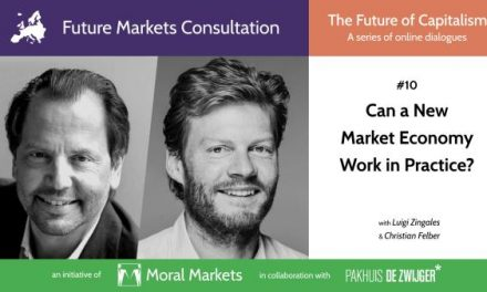 Can a Different Market Economy Work in Practice? Recording of the Live Cast Now Available