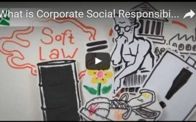 How can (market) institutions stimulate virtuous corporate action?