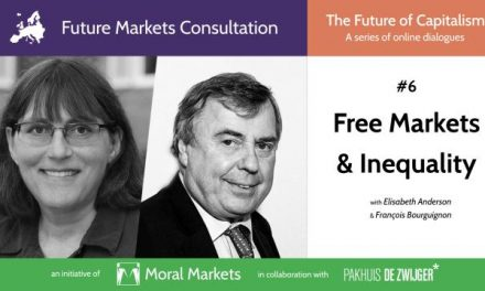The Relationship between Free Markets & Inequality – Recording Live Cast Now Available