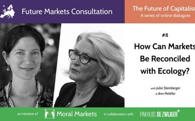 How Can Markets Be Reconciled with Ecology – Recording Live Cast Now Available