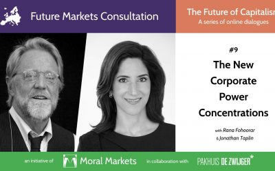 The New Corporate Power Concentrations – Recording Live Cast Now Available