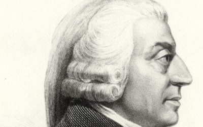 Economics Putting Adam Smith Back Together