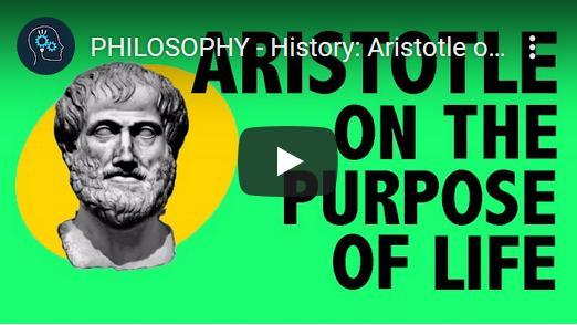 Aristoteles over de bedoeling van het leven