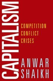 Book Cover: Capitalism; Competition, Conflict, Crises (2016)