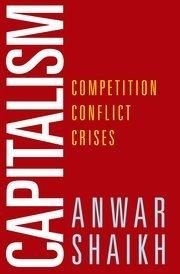 Boek Cover Capitalism; Competition, Conflict, Crises (2016)