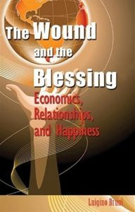Cover of The Wound and the Blessing