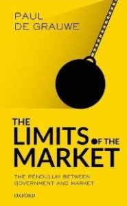"Cover of ""The limits of the market"""