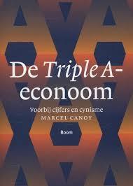 Boek Cover De Tripe-A Econoom; Voorbij Cijfers en Cynisme (2013)