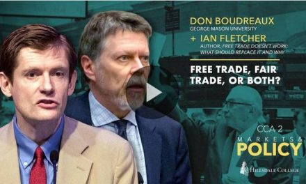 Free Trade, Fair Trade or Both?