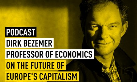 The Future of Europe's Capitalism – Podcast with Dirk Bezemer