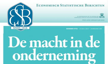 De Macht in de Onderneming – ESB Themanummer