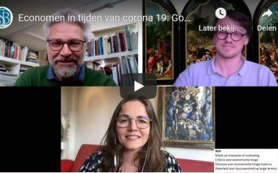 Economen in Tijden van Corona 19 – Govert Buijs