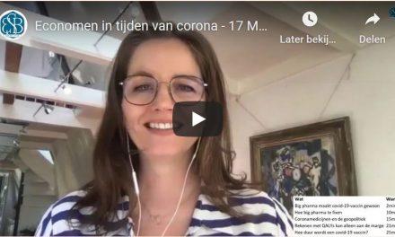 Economen in Tijden van Corona 17 – Marcel Canoy