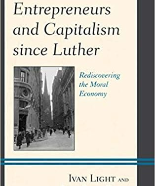 Forms of Capital and Moral Legitimation of Capitalism