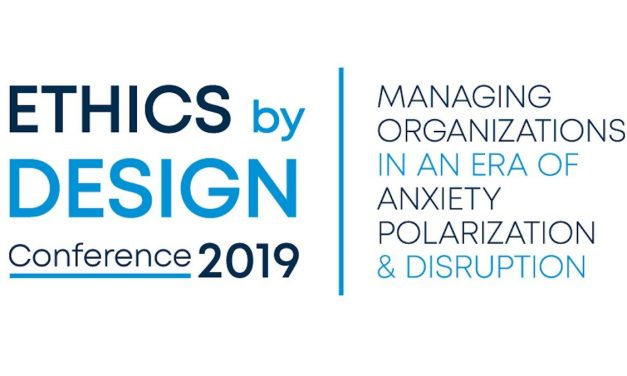[Organizational] Ethics by Design 2019 Conference Videos
