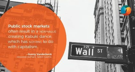 Don't Confuse Capitalism with Capital Markets