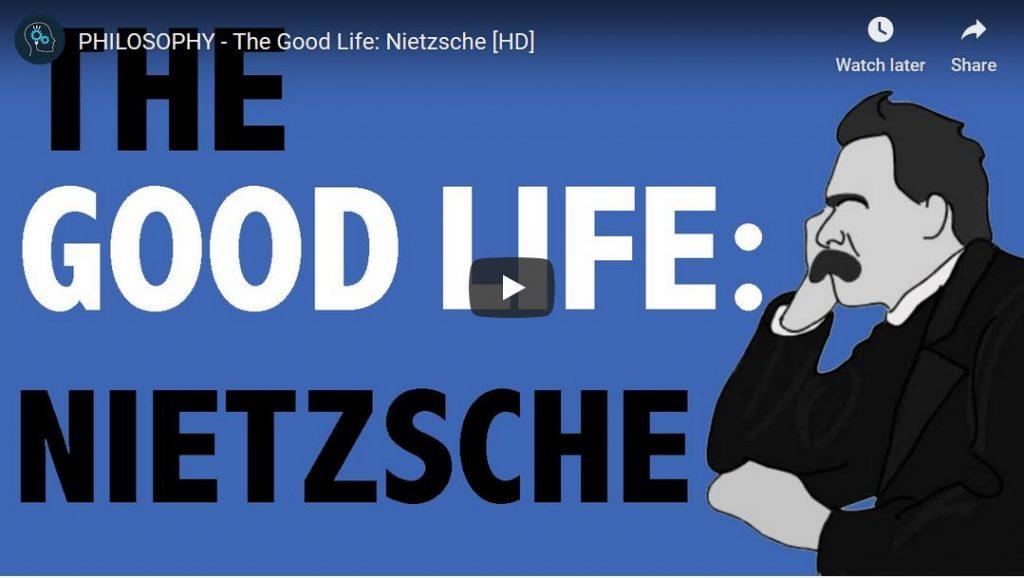 Nietzsche over het goede leven