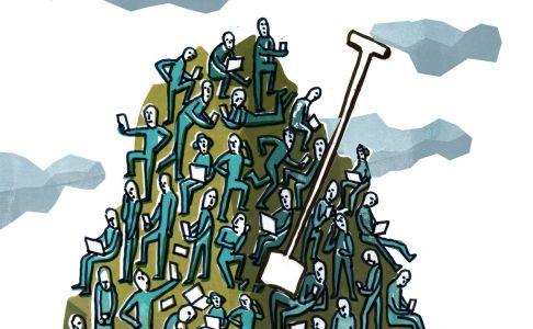 De Mens als Grondstof