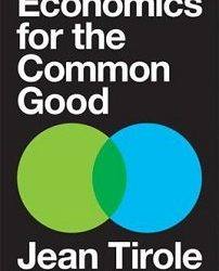 "New on Our Book Shelf: ""Economics for the Common Good"""