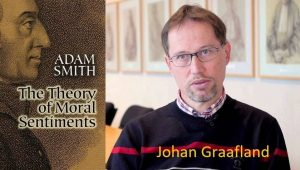 Johan met the theory of moral sentiments