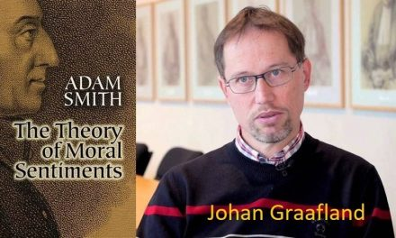 "Adam Smiths ""The Theory of Moral Sentiments"" – Book Interview with Johan Graafland"