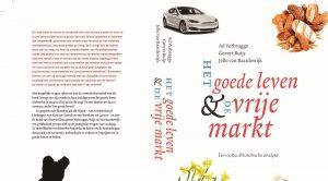 Kaft van 'Het Goede Leven & de Vrije Markt'