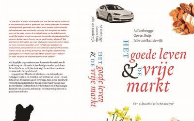 VU-Filosofen Winnen de Socratesbeker met een Kritisch Boek over Marktdenken