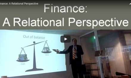 Finance: A Relational Perspective