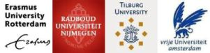 Logos participating universities