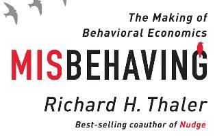 Gedragseconoom Richard Thaler wint Nobelprijs voor de Economie