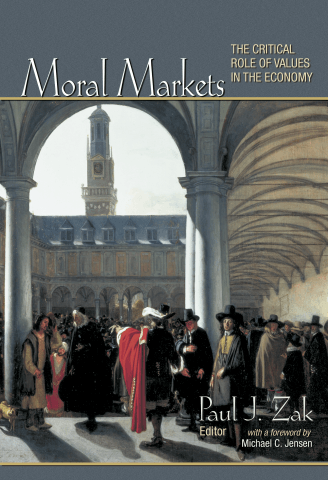 cover of moral markets