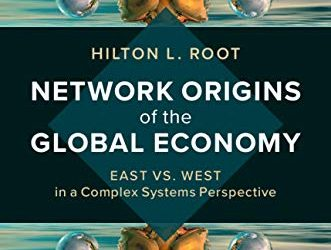 Network Origins of the Global Economy: East vs. West in a Complex Systems Perspective