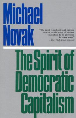 Cover of the spirit of democratic capitalism