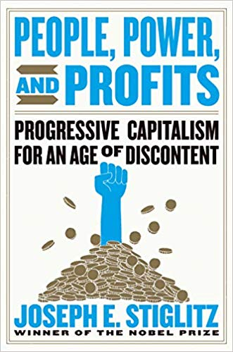 Book Cover: People, Power, and Profits; Progressive Capitalism for an Age of Discontent (2019)