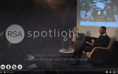 Structural Change and the Green New Deal with Ann Pettifor