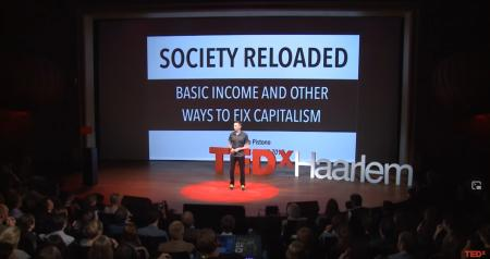 Basic income and other ways to fix capitalism