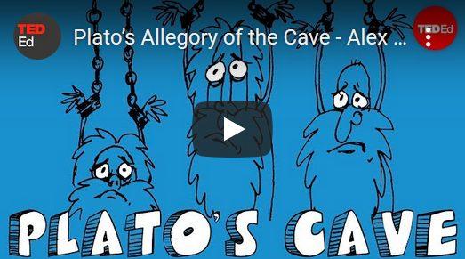 Plato's allegorie van de grot