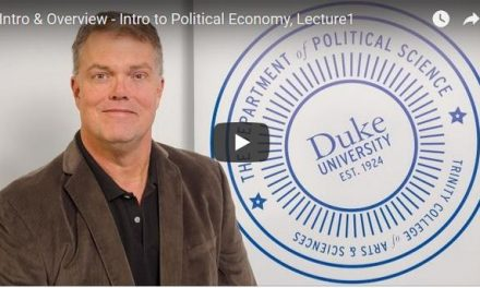 PHILOSOPHY, POLITICS and ECONOMICS – Six Foundational Online Courses