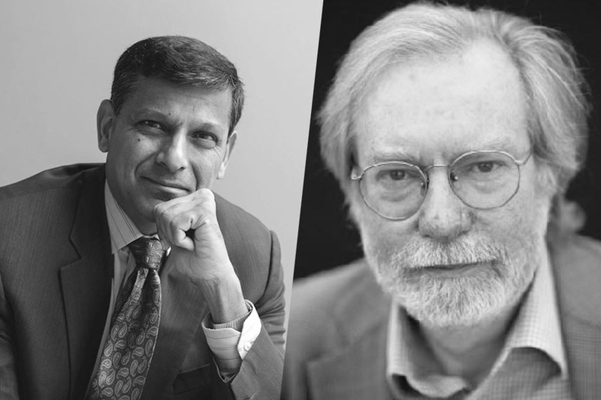 Raghuram Rajan and Paul Collier in dialogue on the future of capitalism
