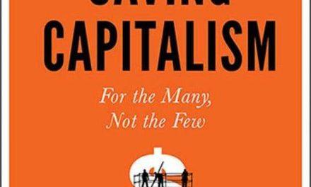 Kapitalisme voor de Massa, Niet voor de Elite – Boekbespreking