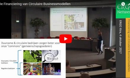 De Financiering van Circulaire Businessmodellen