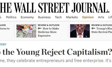 Why Do the Young Reject Capitalism?