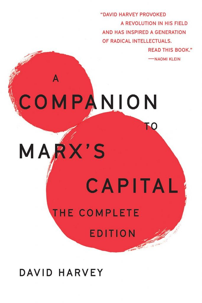 Book Cover: A Companion to Marx's Capital - The Complete Edition (2018)