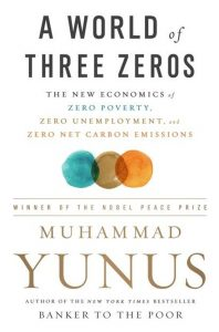 Cover of 'A World of Three Zeros'