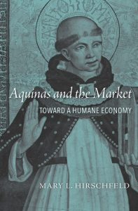 Cover of 'Acquinas and the Market'