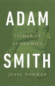 Adam Smith; Father of Economics