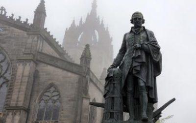 Adam Smith Was een Filosoof