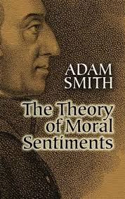 the theory of moral sentiments - cover