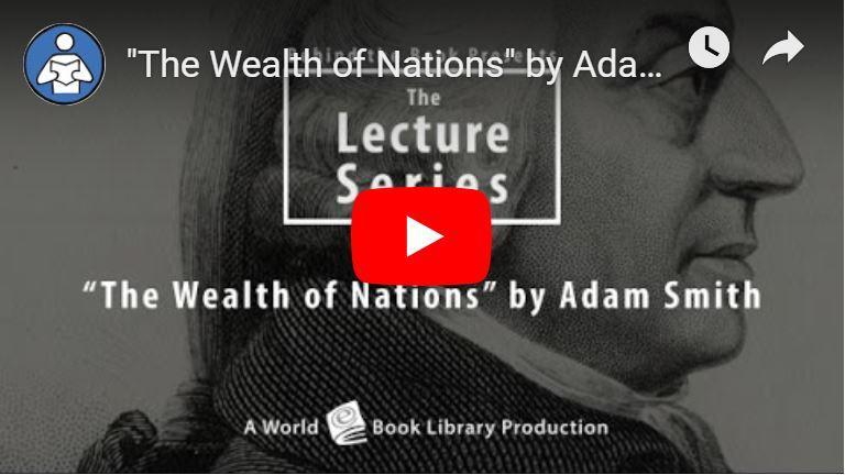 Adam Smith's 'Welvaart der Landen'
