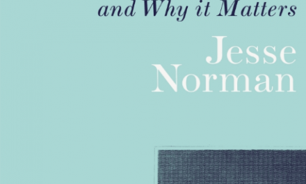 'Adam Smith: What He Thought, and Why It Matters' by Jesse Norman